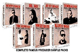 famous Producer's Super Pack | Software | Add-Ons and Plug-ins