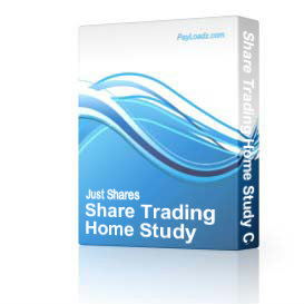 Share Trading Home Study Course