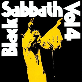 BLACK SABBATH Black Sabbath, Vol. 4 (1972) (WARNER BROS. RECORDS) 320 Kbps MP3 ALBUM | Music | Rock