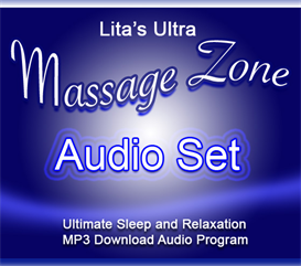 Lita's Massage Zone 3 Audio Download Set | Audio Books | Health and Well Being