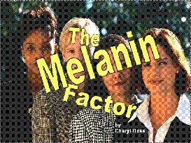 The Melanin Factor Color Theory