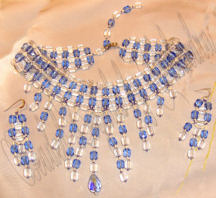 Clear Blue Set | eBooks | Arts and Crafts