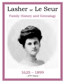 Lasher Family History and Genealogy | eBooks | History