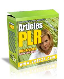 18.000!!! PLR ARTICLES Unrestricted Private Label Rights articles