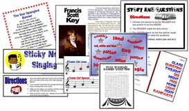 Star Spangled Banner Workstations Kit | Other Files | Patterns and Templates