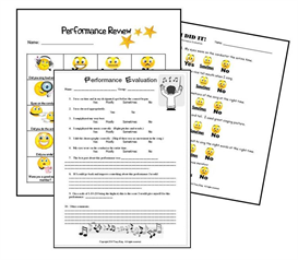 performance evaluation set