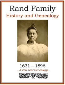 Rand Family History and Genealogy | eBooks | History