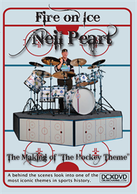 "Neil Peart: Fire on Ice, The Making of ""The Hockey Theme"" Podcast (MAC)"