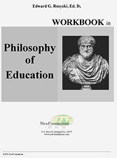 workbook in philosophy of education
