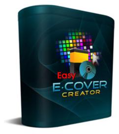 Easy E-Cover Creator + Resale Rights | Software | Design