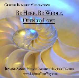 guided meditation: exploring your divine heart space
