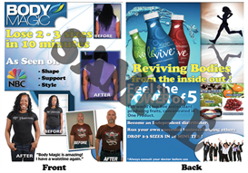 Print Ready Design for Ardyss Promotional Flyers | Other Files | Graphics