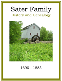 Sater Family History and Genealogy | eBooks | History