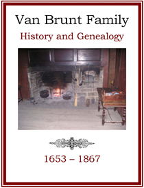 VanBrunt Family History and Genealogy | eBooks | History