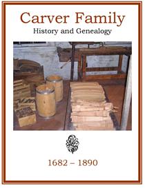 Carver Family History and Genealogy | eBooks | History