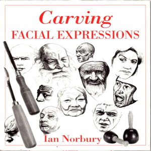 Carving Facial Expressions | eBooks | Antiques