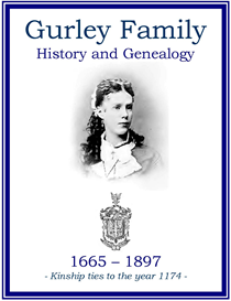 Gurley Family History and Genealogy | eBooks | History