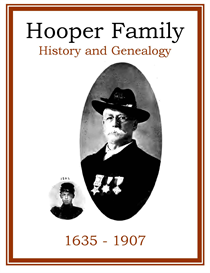 Hooper Family History and Genealogy | eBooks | History