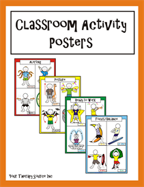 Classroom Activity Posters | eBooks | Education