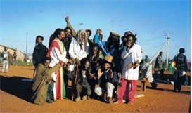 HISTORY OF RASTAFARI IN SOUTH AFRICA