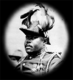 THE Rt. EXCELLENT MARCUS MOSIAH GARVEY