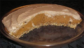 Pumpkin Pie with Cashew Creme   eBooks   Food and Cooking