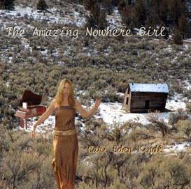 the amazing nowhere girl-mp3 album