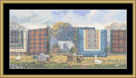 country comforts - cross stitch download