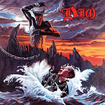 First Additional product image for - DIO Holy Diver (1983) 320 Kbps MP3 ALBUM