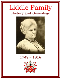 Liddle Family History and Genealogy | eBooks | History