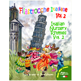 Filastrocche Italiane Vol 2 - Italian Nursery Rhymes Vol 2 | eBooks | Children's eBooks