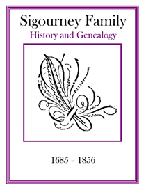 Sigourney Family History and Genealogy | eBooks | History