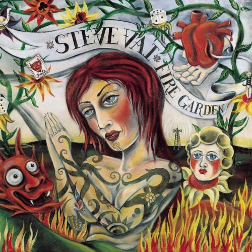 First Additional product image for - STEVE VAI Fire Garden (1996) (EPIC) 320 Kbps MP3 ALBUM