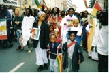 THE GREAT RASTAFARI MARCH