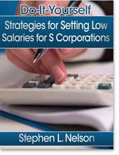 Strategies for Setting S Corporation Salaries | eBooks | Business and Money