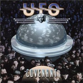 UFO Covenant (2000) (7 LIVE BONUS TRACKS) 320 Kbps MP3 ALBUM | Music | Rock