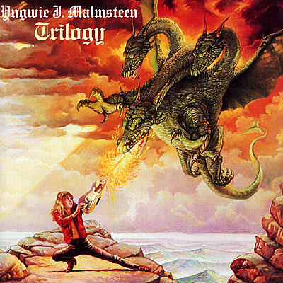 First Additional product image for - YNGWIE J. MALMSTEEN Trilogy (1986) 320 Kbps MP3 ALBUM