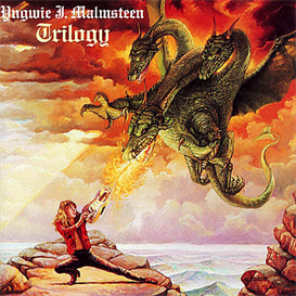YNGWIE J. MALMSTEEN Trilogy (1986) 320 Kbps MP3 ALBUM | Music | Rock