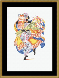 Jaha (Prosperity) - Cross Stitch Download | Crafting | Cross-Stitch | Other