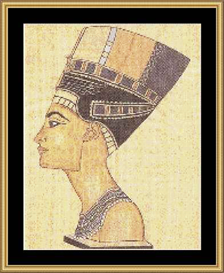 Egyptian Woman - Cross Stitch Download | Crafting | Cross-Stitch | Other