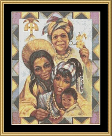 Generation Of Women - Cross Stitch Download | Crafting | Cross-Stitch | Other