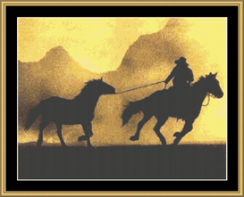 American West - Cross Stitch Download | Crafting | Cross-Stitch | Other
