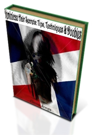 Dominican Hair Secrets E-book
