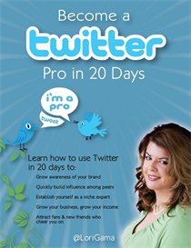 Become a Twitter Pro In 20 Days | eBooks | Business and Money