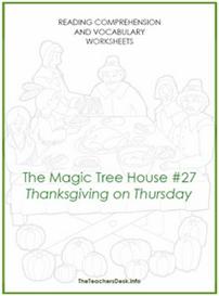 MTH27 Thanksgiving on Thursday Worksheets | eBooks | Education