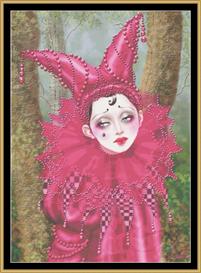 Magenta - Maxine Gadd Cross Stitch Download | Crafting | Cross-Stitch | Other