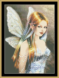 Fairy Of The Rainbow - Cross Stitch Download | Crafting | Cross-Stitch | Other