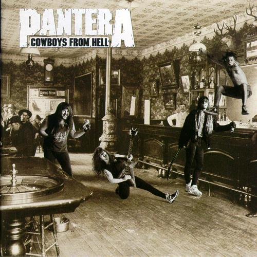 First Additional product image for - PANTERA Cowboys From Hell (1990) 320 Kbps MP3 ALBUM