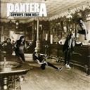 PANTERA Cowboys From Hell (1990) 320 Kbps MP3 ALBUM | Music | Rock