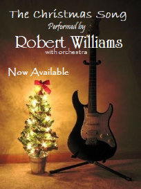 The Christmas Song performed by Robert Williams | Music | Instrumental